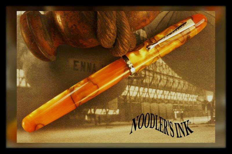 Noodlers Neponset Acrylic Pens Available Next Week
