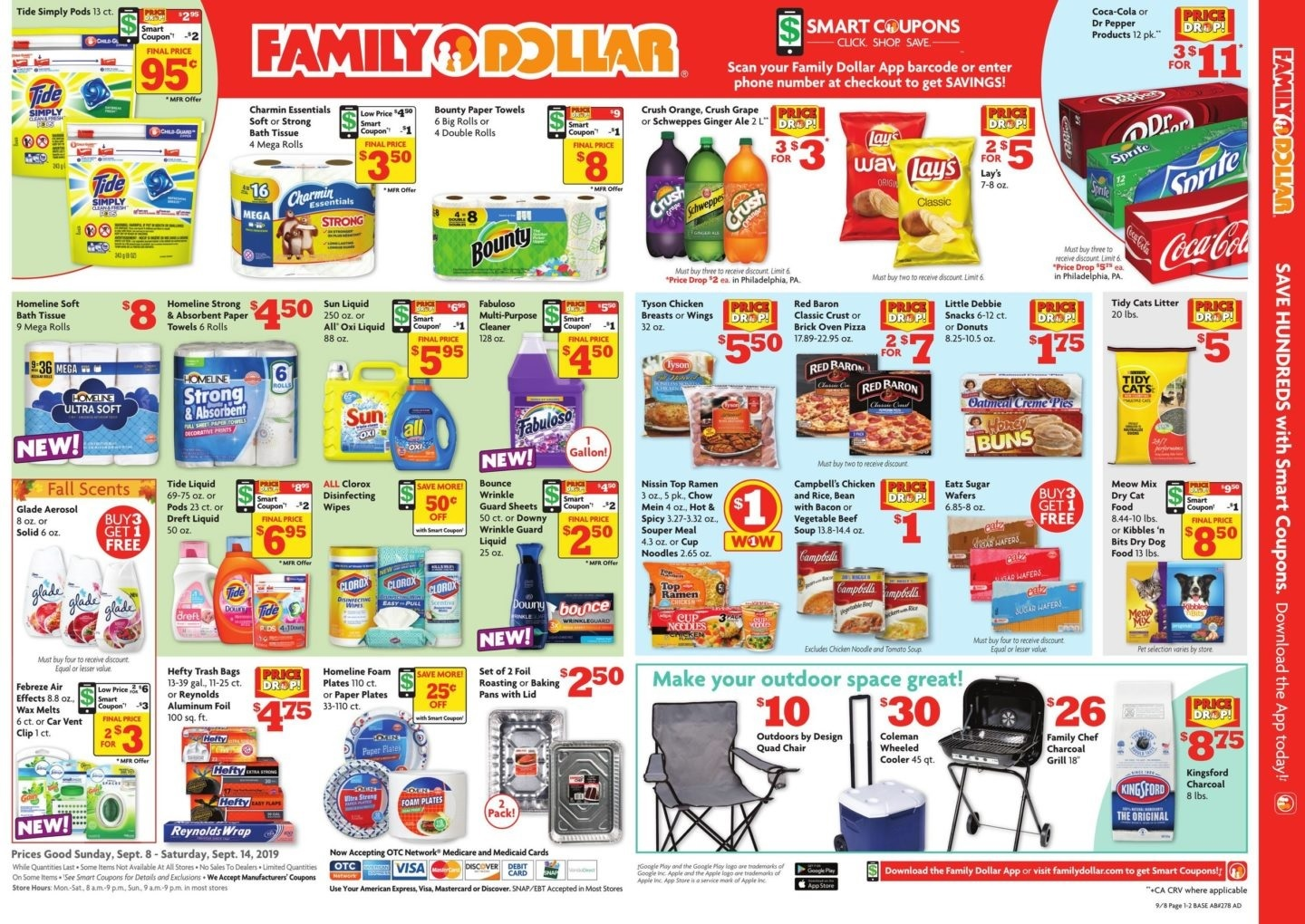 It is a photo of Resource Family Dollar Printable Application