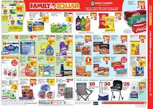 Family Dollar Ad This Week September 15 - 21, 2019