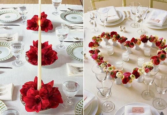 Imagenes para decorar camas y mesas romanticas en san - Bodas sencillas y romanticas ...