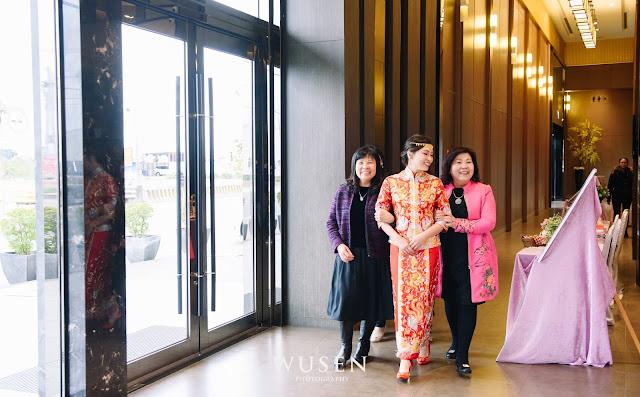 彰化婚禮,龍鳳褂,大中華美食館,和美婚宴場地