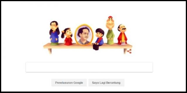 "Google Rayakan Ulang Tahun Suyadi, Pak Raden di ""Si Unyil"""