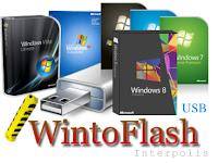 WinToFlash, Cara Bikin Bootable Flashdisk Jadi Lebih Gampang