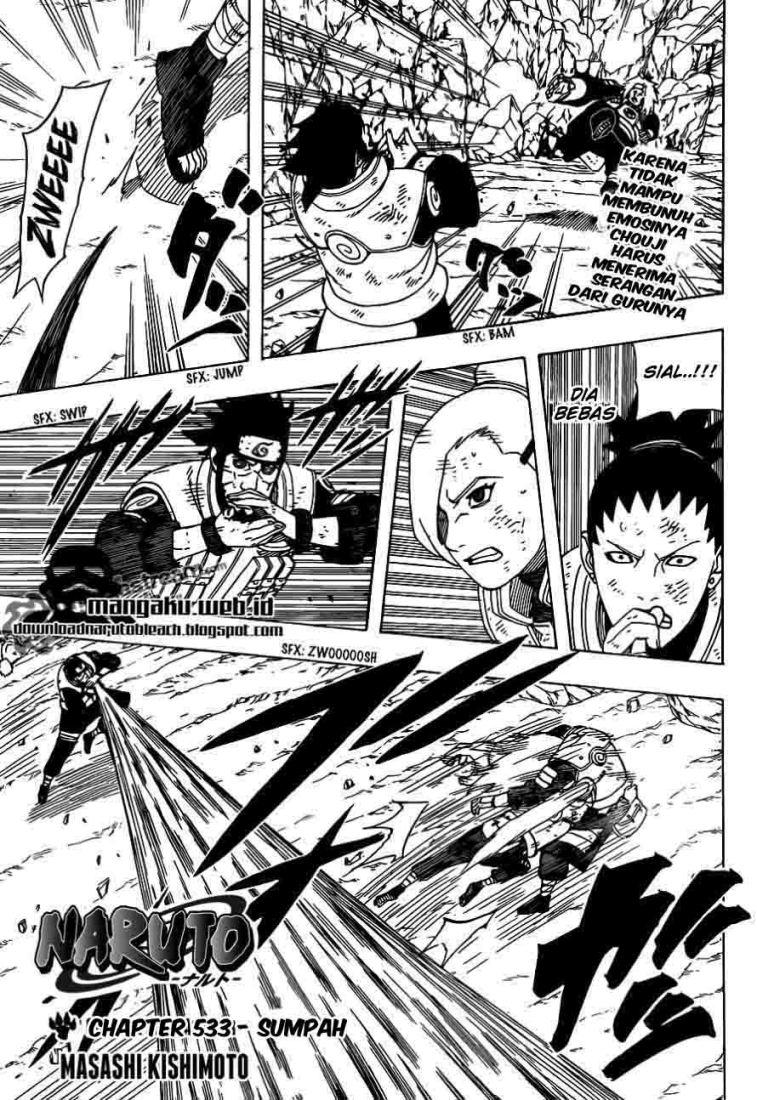 Ebook Komik Naruto Shippuden