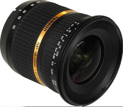 Tamron 10-24 mm lensa landscape terbaik murah meriah dari Tamroon terbaik super