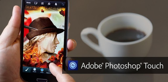 Photoshop Touch for phone 1.2.1 APK