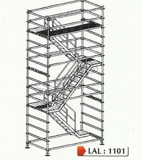 Aluminium-Scaffolding-Frame