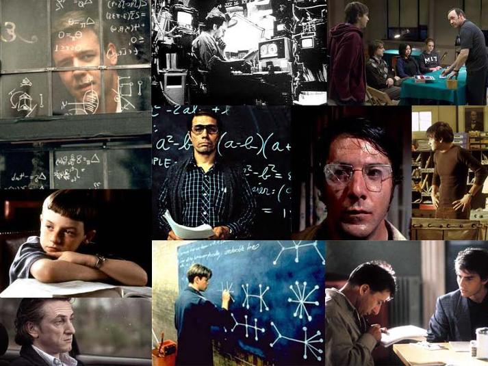 Matemática e Cinema: dicas de filmes (alguns no Netflix)