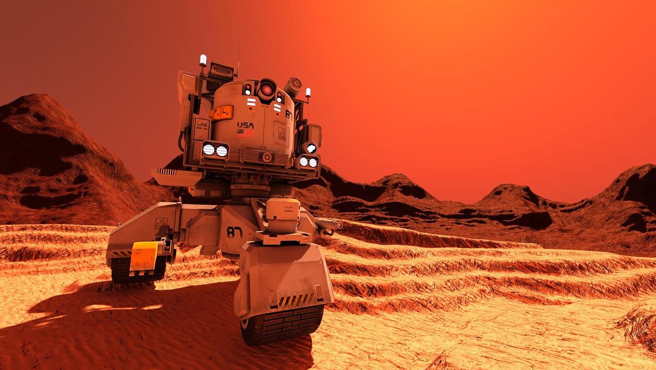 Es Oficial: NASA revela su plan para llevar seres humanos a Marte