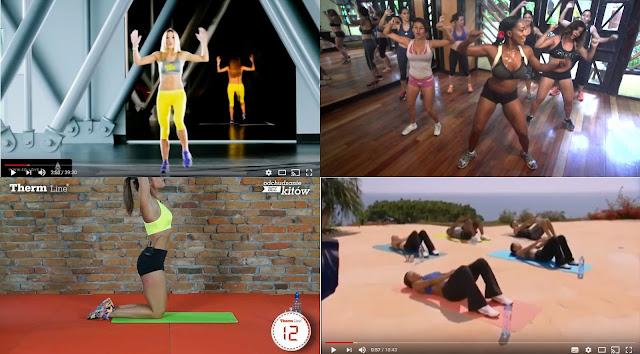 Jak zacząć ćwiczyć w domu? / Moje ulubione kanały na YouTube.