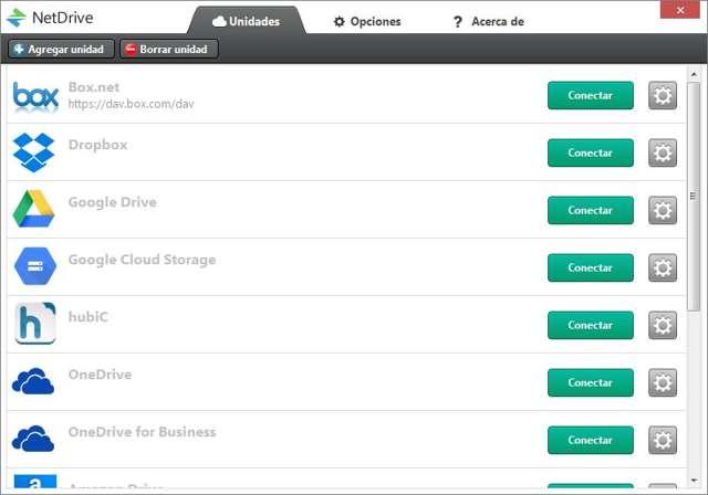 NetDrive Español Versión 2.6.16