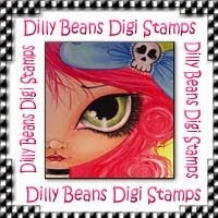 Dilly Beans Stamps