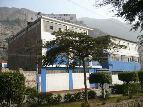 Colegio 20575 JOSE ANTONIO ENCINAS FRANCO - Ricardo Palma