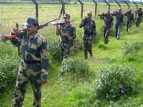 July 3 The Border Security Force Bsf Has Installed Alarm System At Its North Bengal Frontier With Desh To Control Cross Crimes