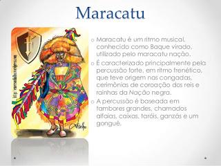 Maracatu  carnaval