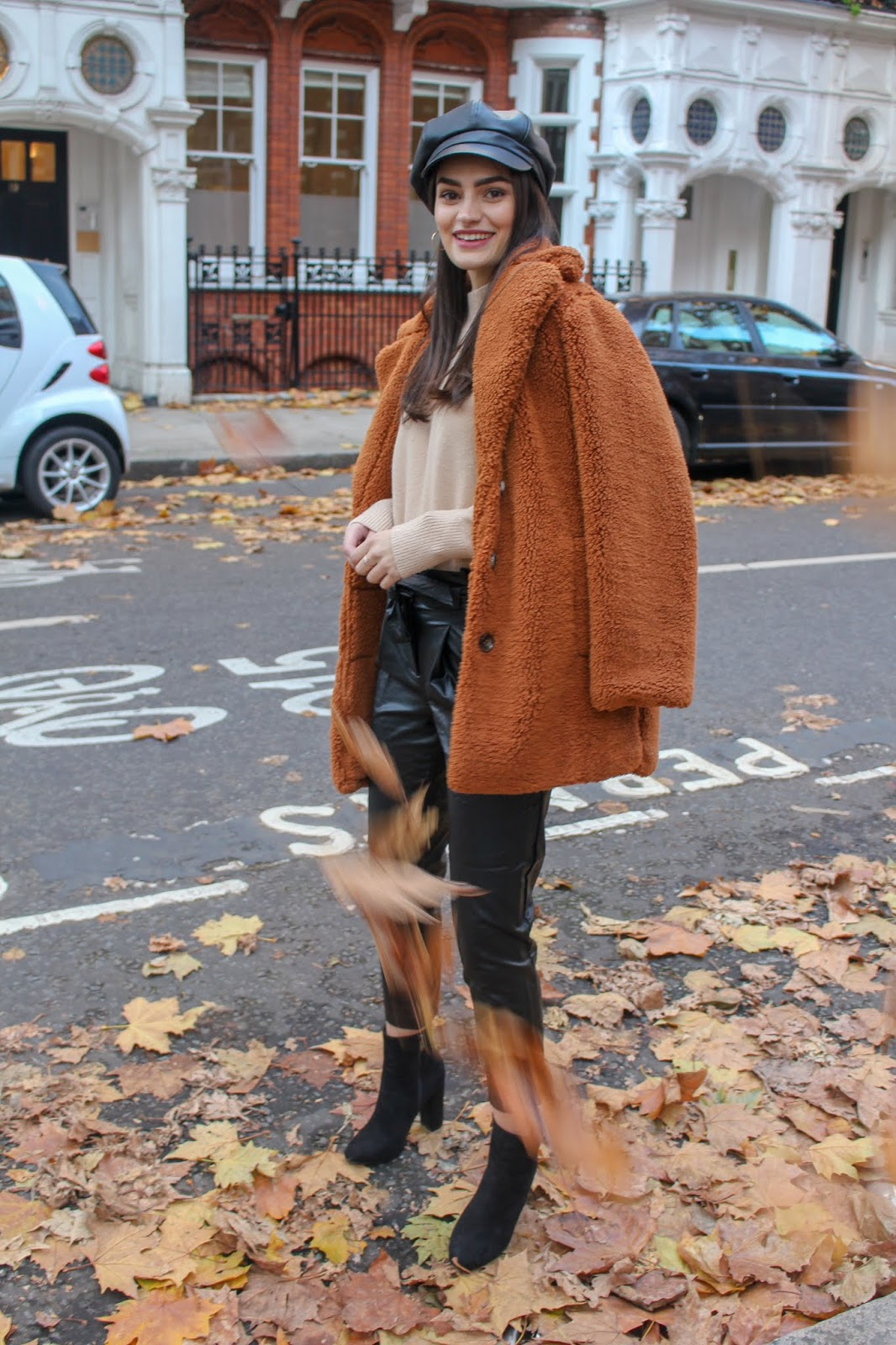 autumn outfit ideas london style blog peexo