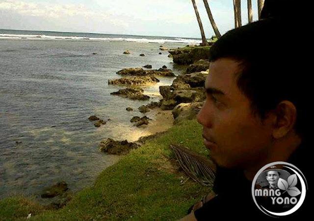 FOTO : Pantai Binuangeun