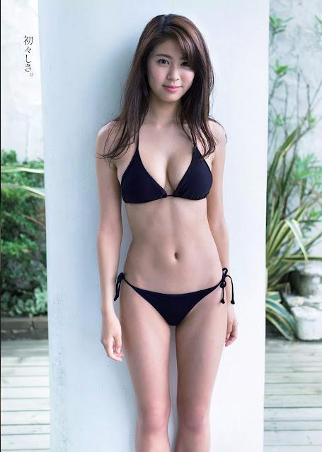 Sawakita Runa 澤北るな Weekly Playboy No 37 2017 Photos