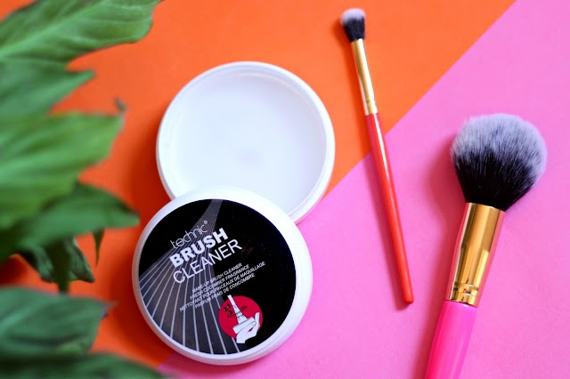The Easiest Brush Cleaner I've Used*
