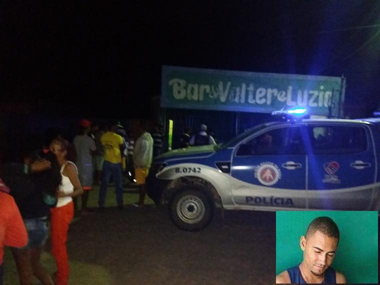 Morro do Chapéu: Homem é assassinado a tiros no Bairro Alto da Chapada