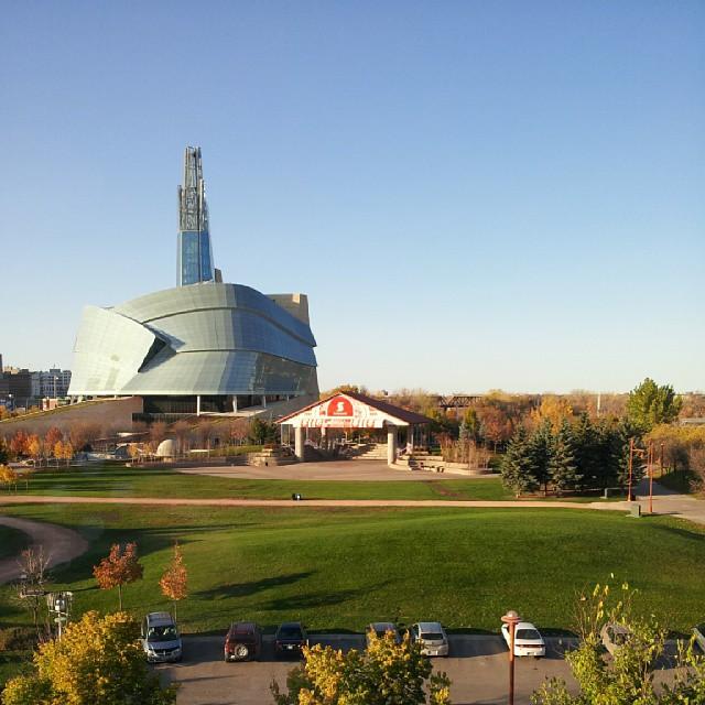 Outono em Winnipeg