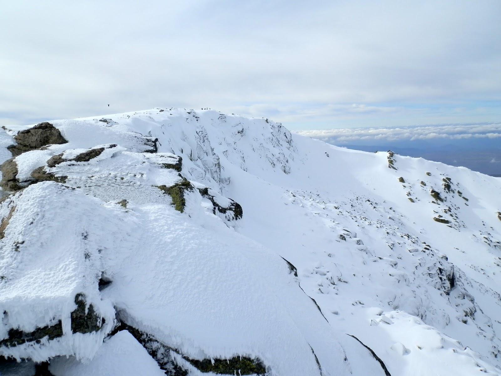Sierra de Bejar, senderismo invernal
