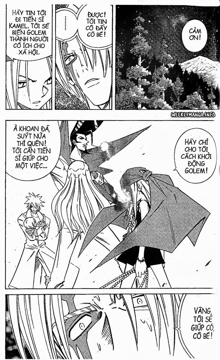 Shaman King [Vua pháp thuật] chap 207 trang 15