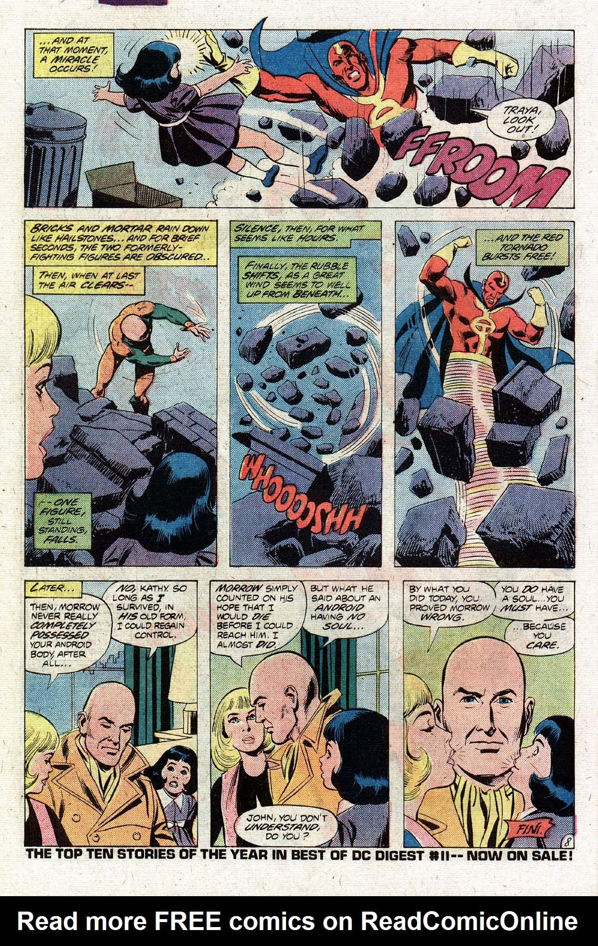 Read online World's Finest Comics comic -  Issue #268 - 34