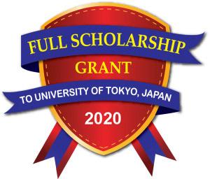 Ajinomoto Full Scholarship