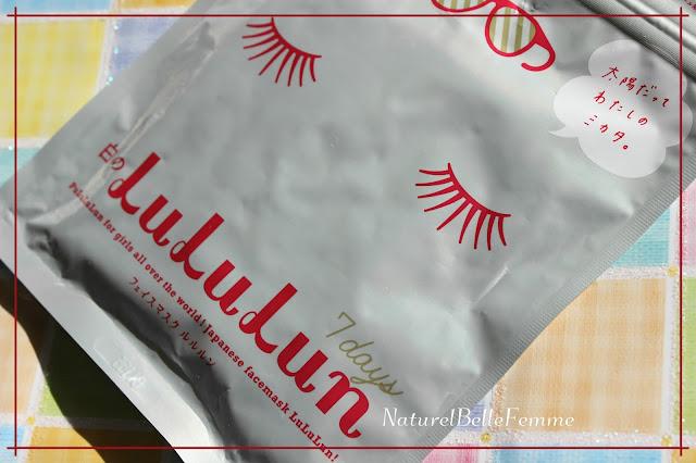 Lululun Mask Whitening