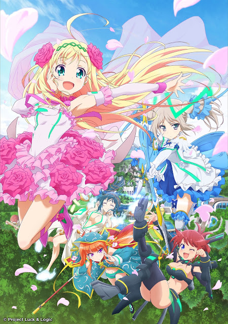 Hina Logic – from Luck & Logic Animax Ranneveryday