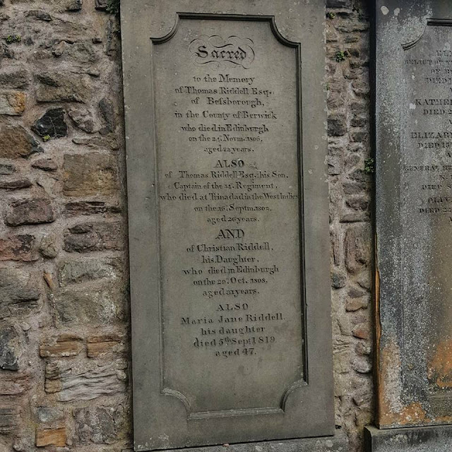 voldemort's grave edinburgh