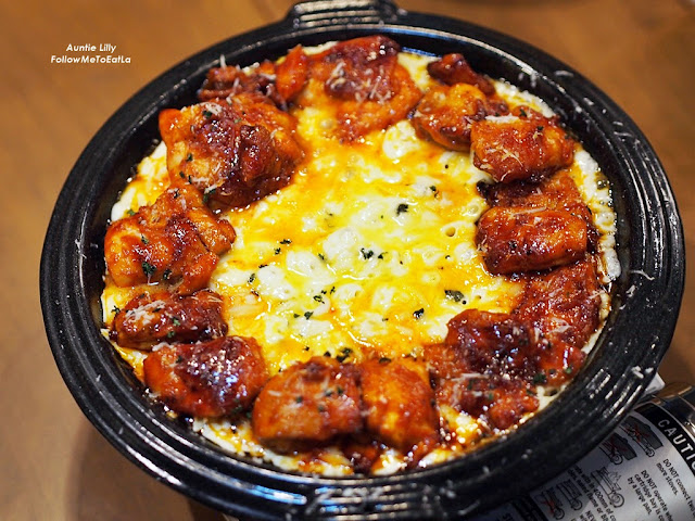 Cheese Fondue Chicken