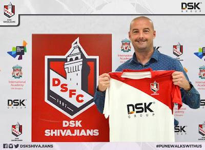 Dave Rogers - DSK Shivajians Head Coach