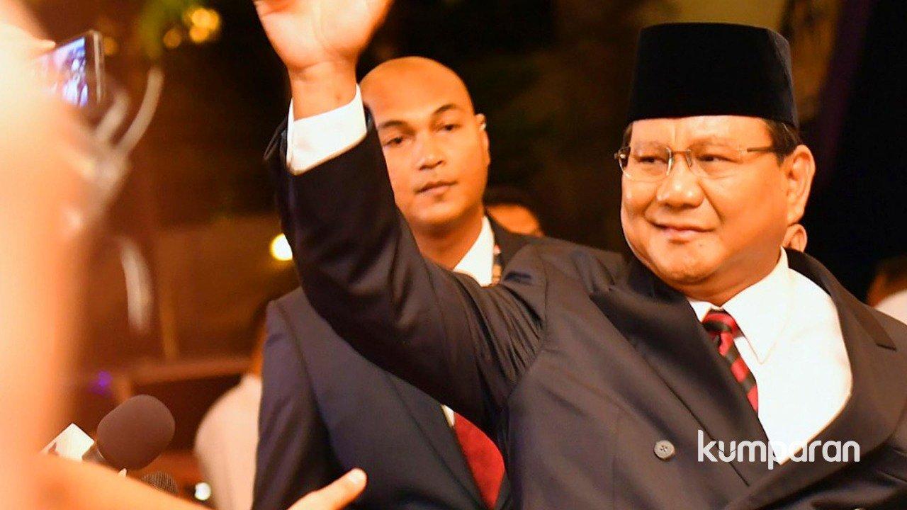 Prabowo Bongkar Kebocoran Jokowi Soal Capres