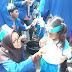 Mahasiswa STIKES Yayasan R.S Dr. Soetomo Ajarkan Cara Menyikat Gigi Yang Benar