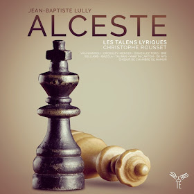 Lully - Alceste - Aparte