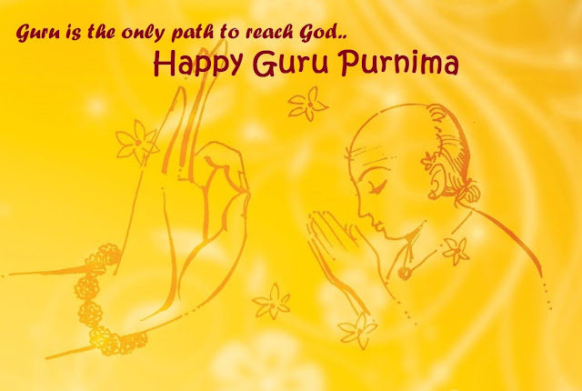 Happy Guru Purnima Wishes