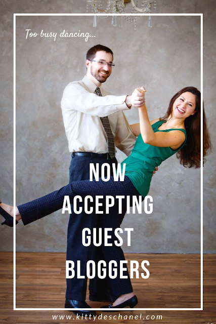 site accepting guest blog posts