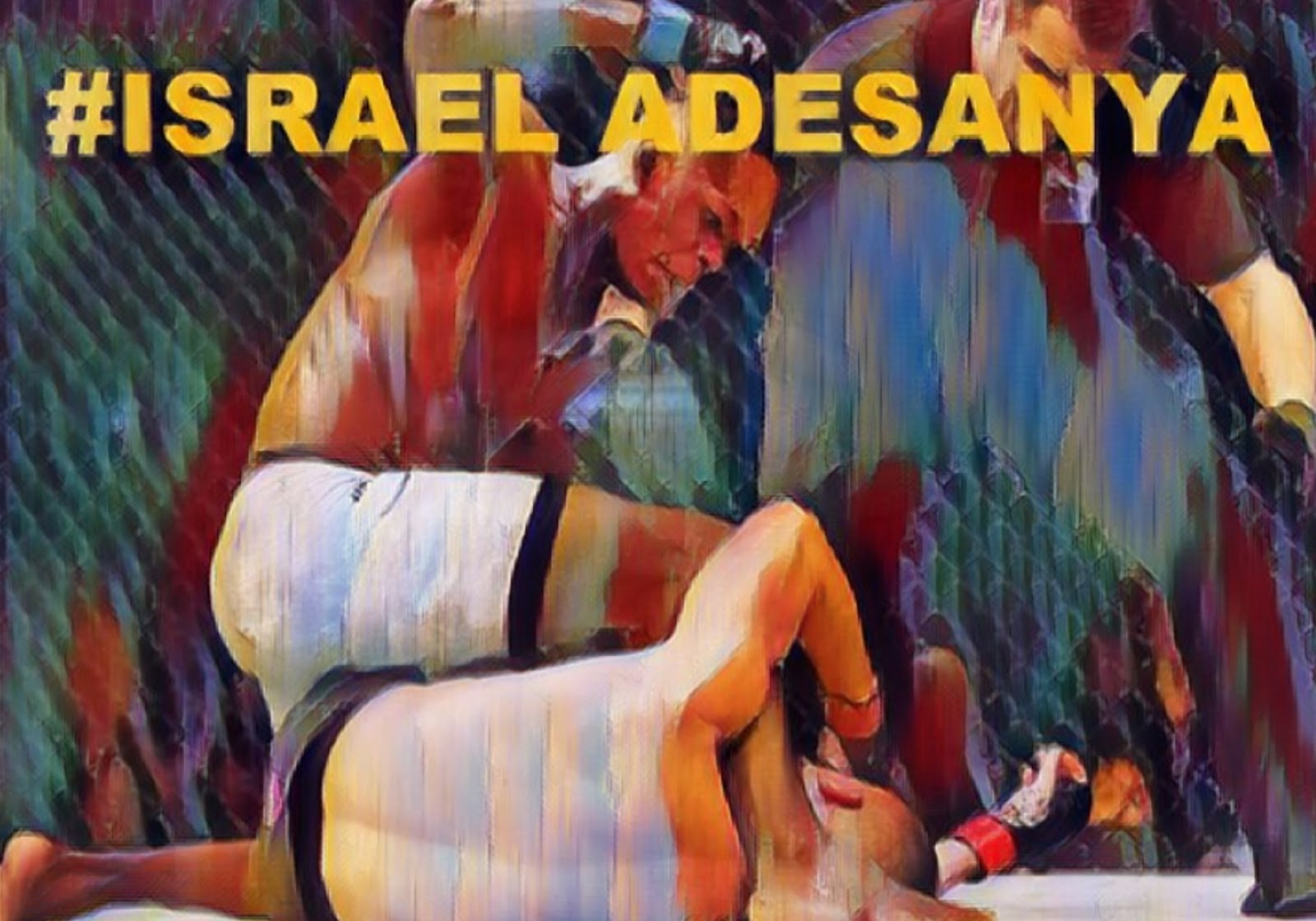 ISRAEL ADESANYA 2