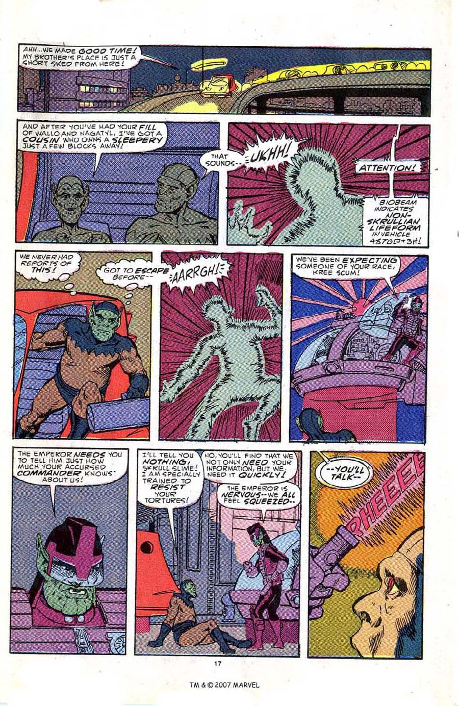 Read online Silver Surfer (1987) comic -  Issue #5 - 25