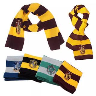 Harry Potter costume sciarpa maschera carnevale travestimento cosplay bambini misura taglia età 7 8 9 10 11 12 13 anni