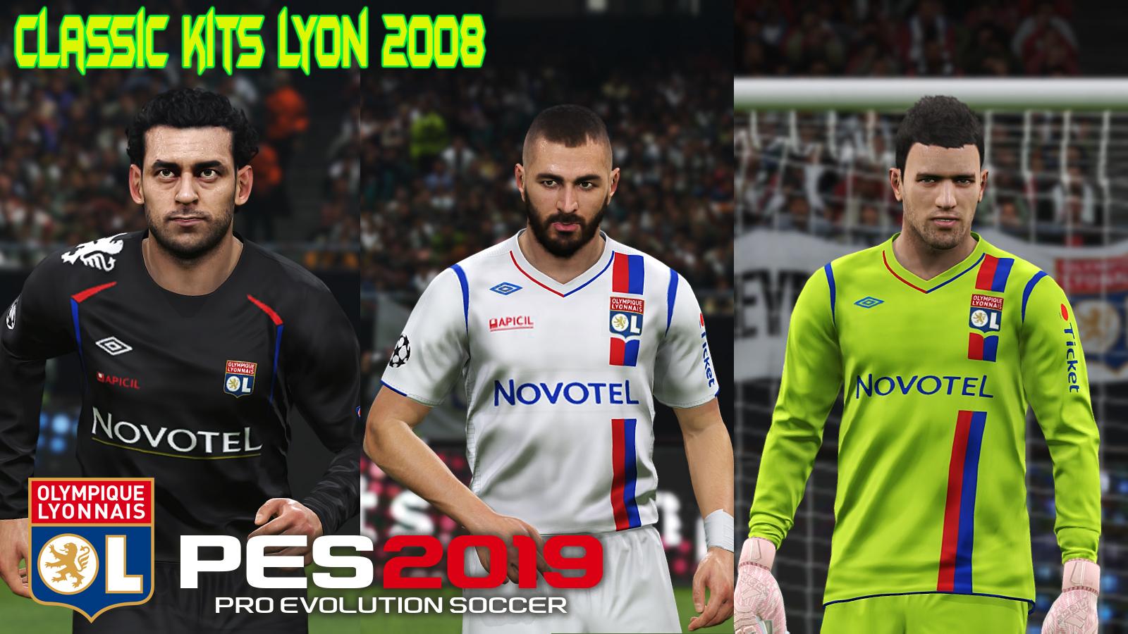 Lyon pes 2019