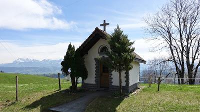 Kapelle Girislehn bei Menzberg