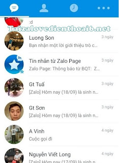 tai zalo iphone, download ung dung zalo iphone, zalo ve dien thoai iphone