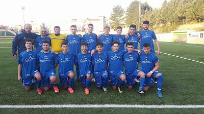Calcio juniores: impresa dei baby del Montescaglioso.