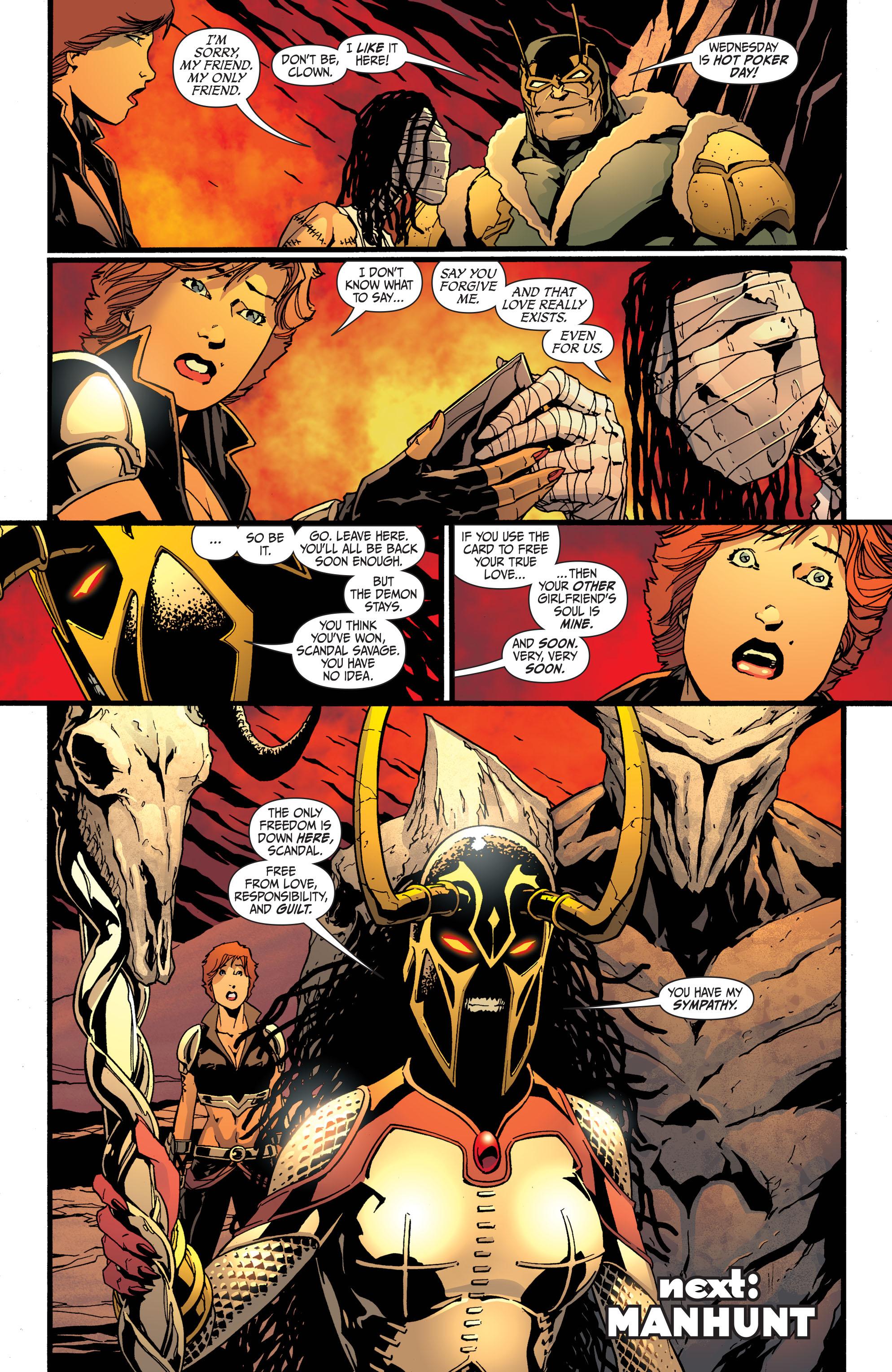Read online Secret Six (2008) comic -  Issue #33 - 20