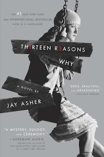 thirteeen reasons why-jay asher