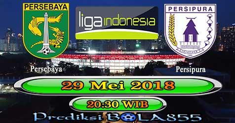 Prediksi Bola855 Persebaya vs Persipura Jayapura 29 Mei 2018