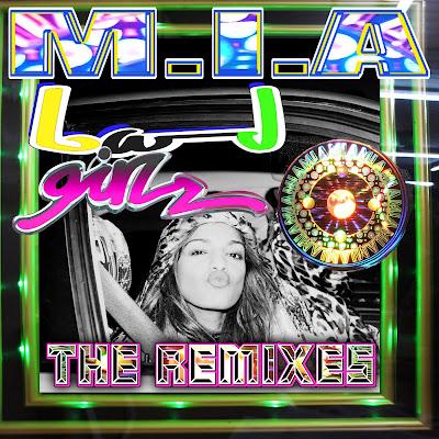 Bad Girls - Switch Remix ft. Missy Elliott and Rye Rye